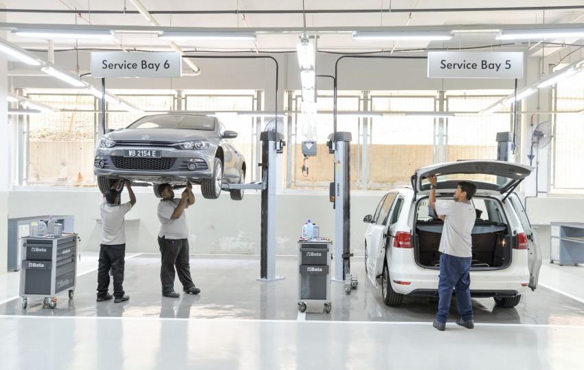 Volkswagen Sri Hartamas dilancarkan Image #429882