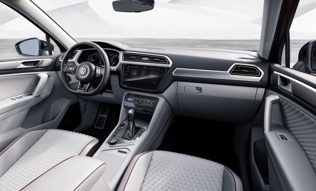 Volkswagen Tiguan GTE Active Concept 14