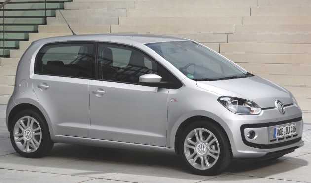 Volkswagen up! (Viert¸rer)