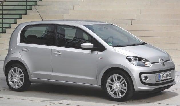 Volkswagen up! (Viert¸rer)