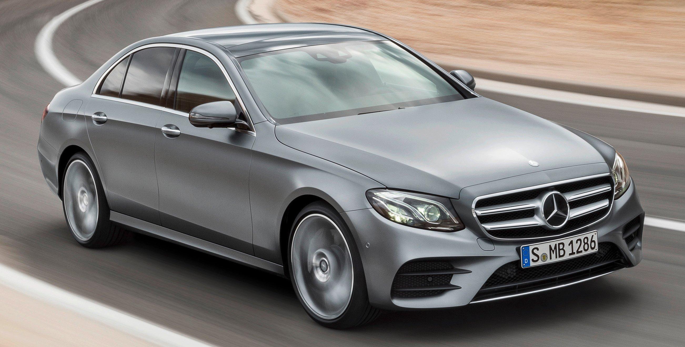 Mercedes Benz A Class >> W213 Mercedes-Benz E-Class – full details, pics, video Paul Tan - Image 426632