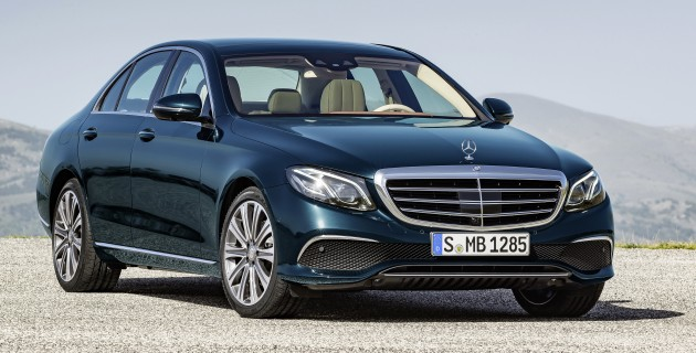 W213 merc e class prices revealed in thailand e220d for Mercedes benz thailand