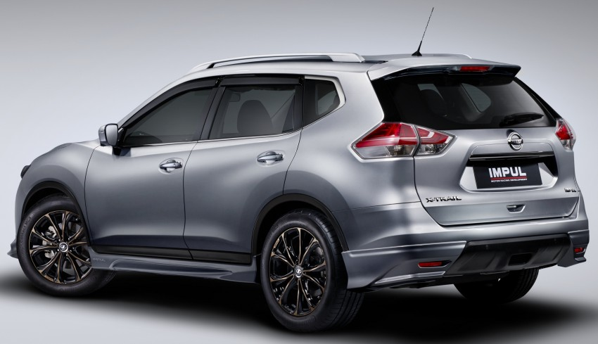 Nissan X-Trail Impul edition launched, from RM150k Image #425546