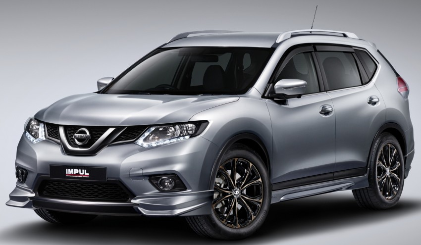 Nissan X-Trail Impul edition launched, from RM150k Image #425547