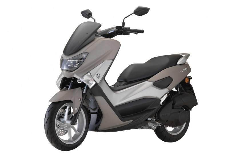 2016 Yamaha NMax Scooter Launched More Details Image 431983