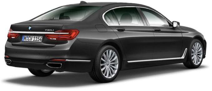 BMW 730Li debuts in Turkey – 258 hp, 400 Nm from a 2.0 litre four-cylinder TwinPower Turbo engine Image #434596