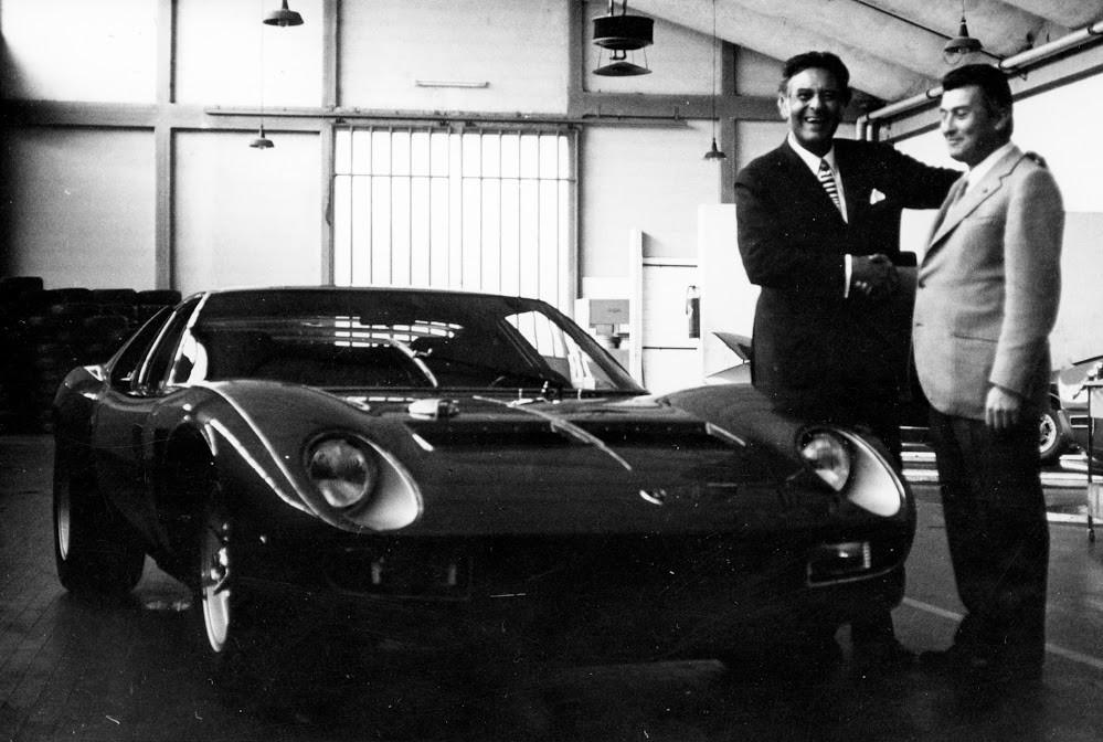 Lamborghini Founder Ferruccio To Get His Own Biopic Paul