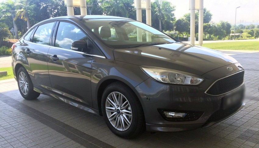 C346 Ford Focus facelift – 1.5L EcoBoost hatch and sedan variants sighted in Malaysia, launching soon? Image #425676