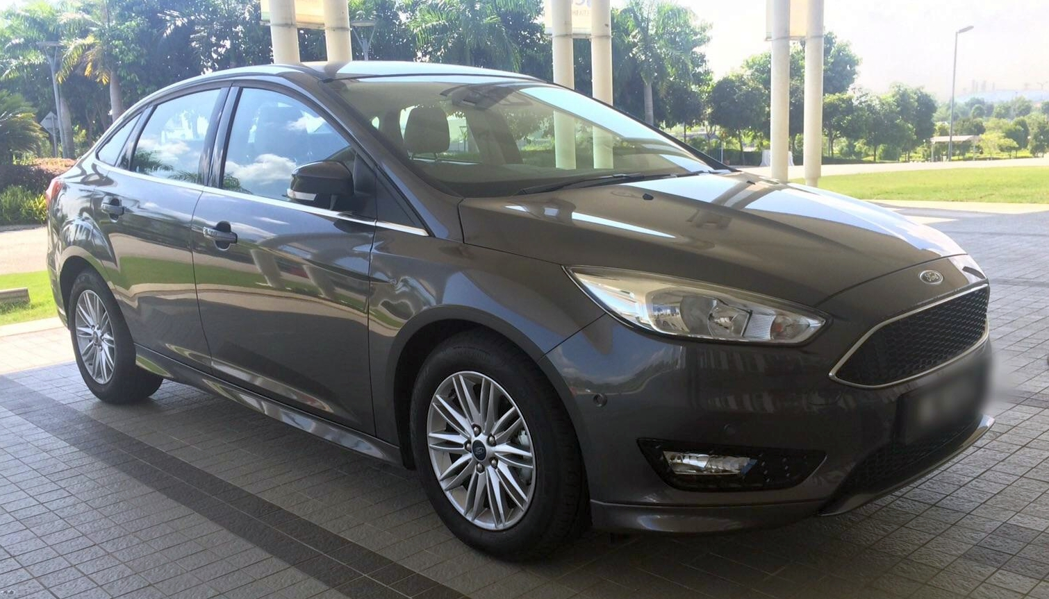C346 Ford Focus Facelift 1 5l Ecoboost Hatch And Sedan Variants Sighted In Malaysia Launching