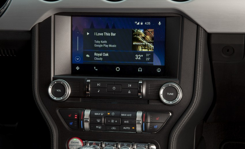 ford sync adds apple carplay android auto 4g lte. Black Bedroom Furniture Sets. Home Design Ideas
