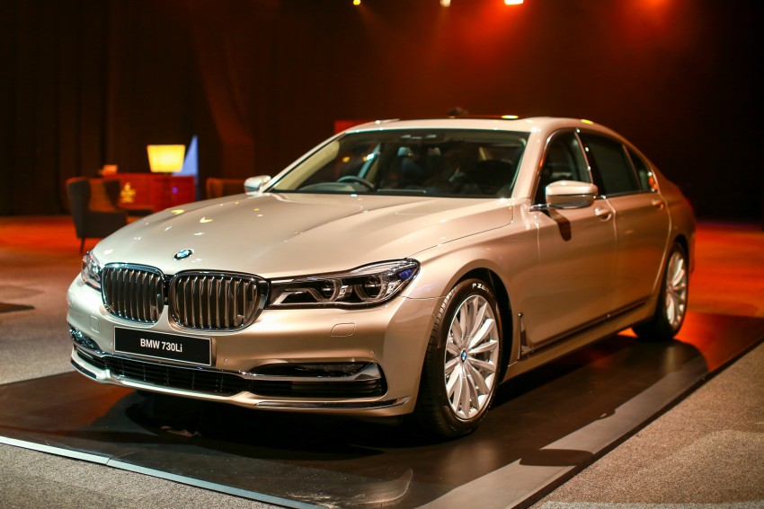 New G11 BMW 7 Series launched in Malaysia – 2.0 turbo 4cyl 730Li and 740Li, from RM599k Image #436365