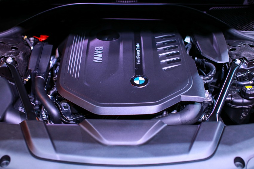 New G11 BMW 7 Series launched in Malaysia – 2.0 turbo 4cyl 730Li and 740Li, from RM599k Image #436373