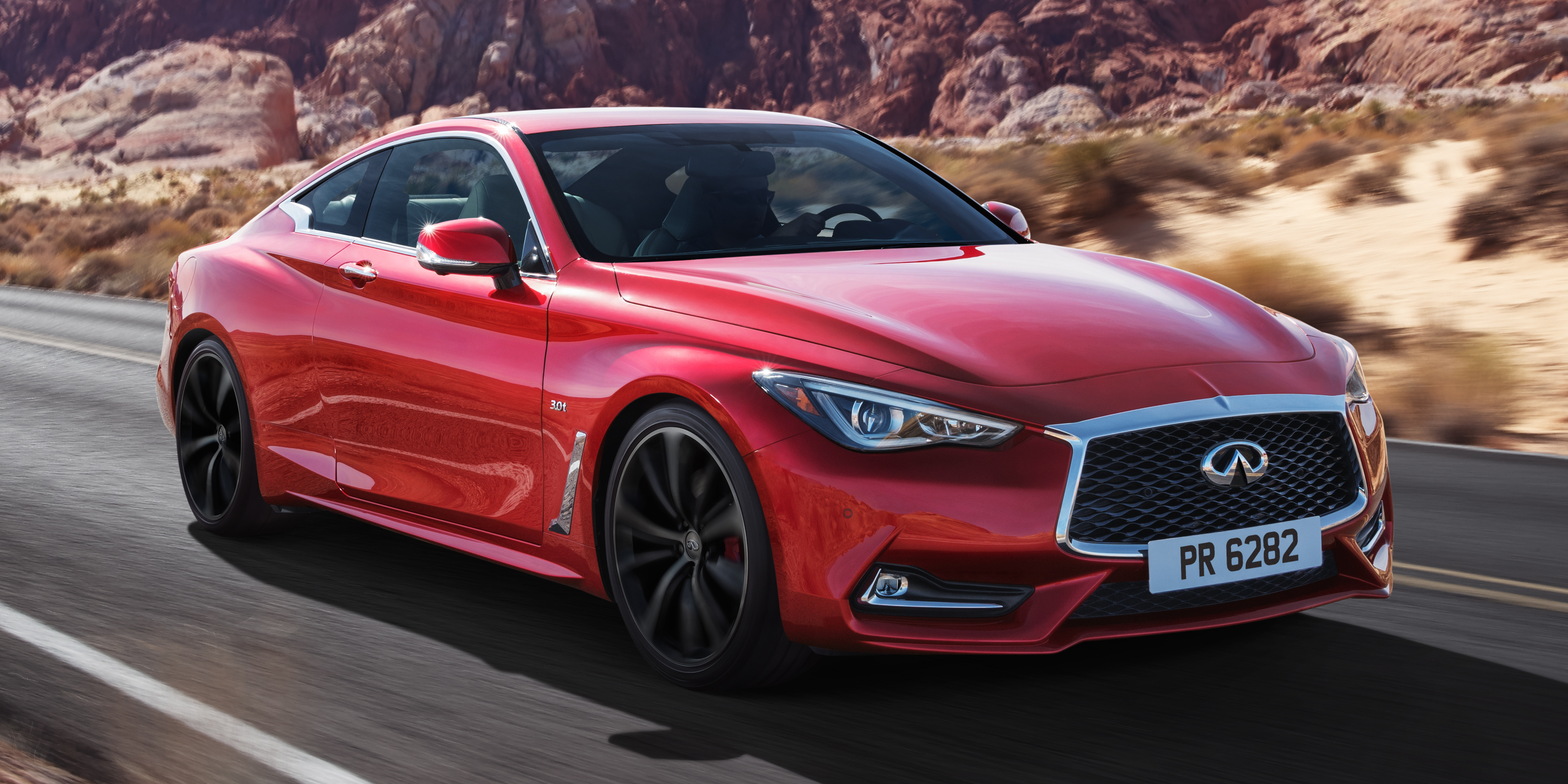 2017 Infiniti Q60 Coupe Finally Goes Live In Detroit With Two Vr 3 0l Twin