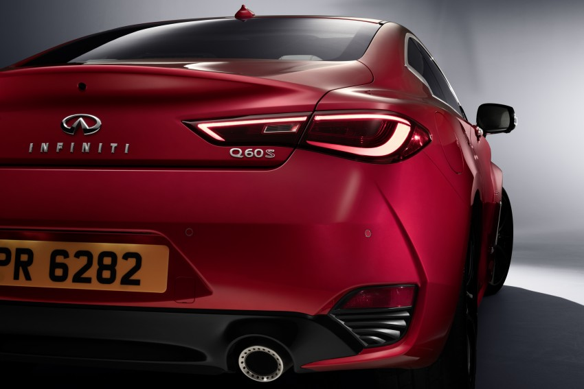2017 Infiniti Q60 coupe finally goes live in Detroit with two VR 3.0L twin-turbo V6 engines – 300 hp/400 hp Image #427495