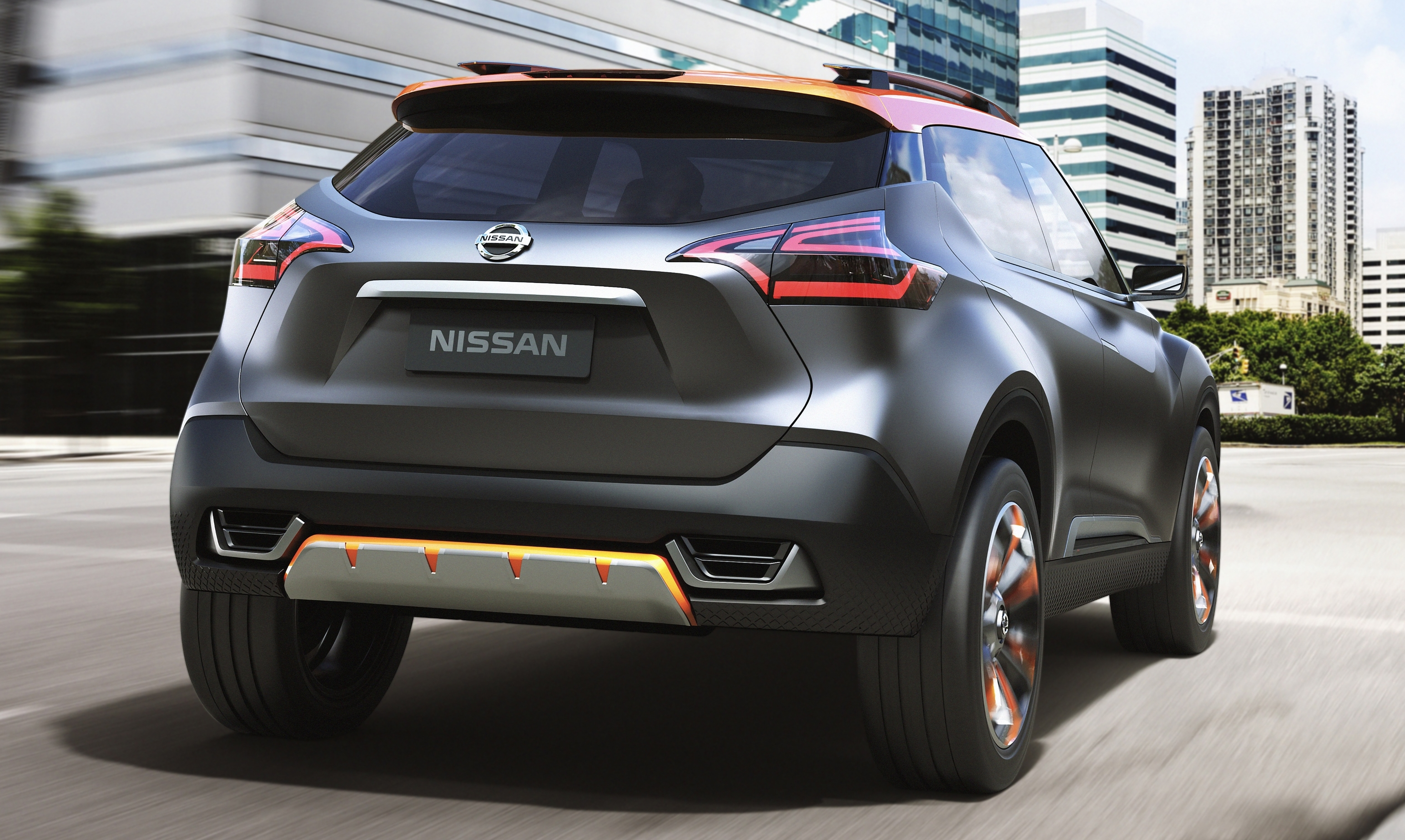Nissan Kicks – new global crossover to debut this year ...