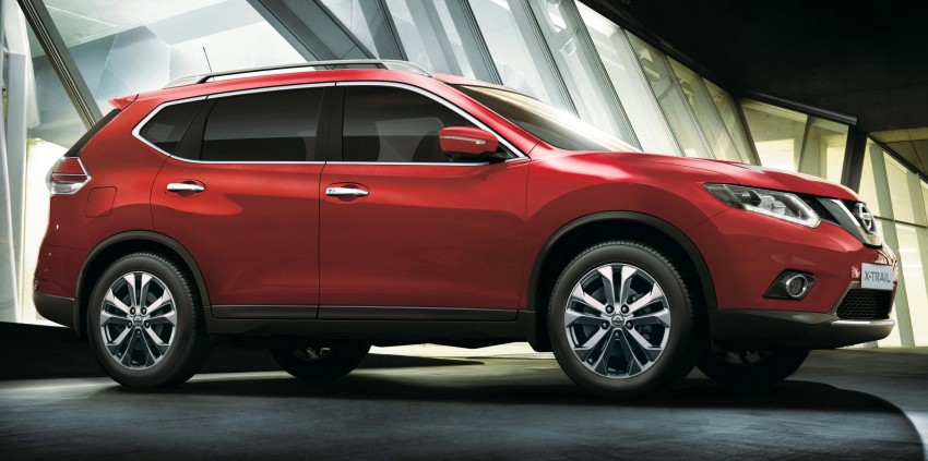 Nissan X-Trail – now available in Flaming Red for CNY Image #432473