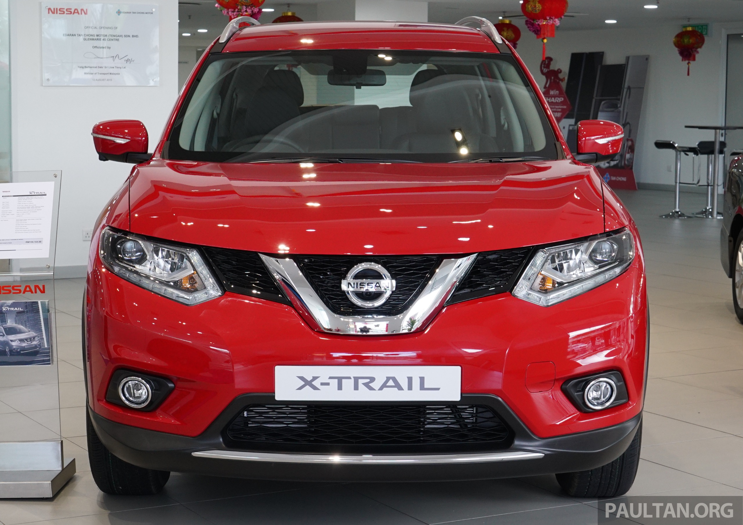 Nissan X Trail >> Nissan X-Trail – now available in Flaming Red for CNY Paul Tan - Image 432846