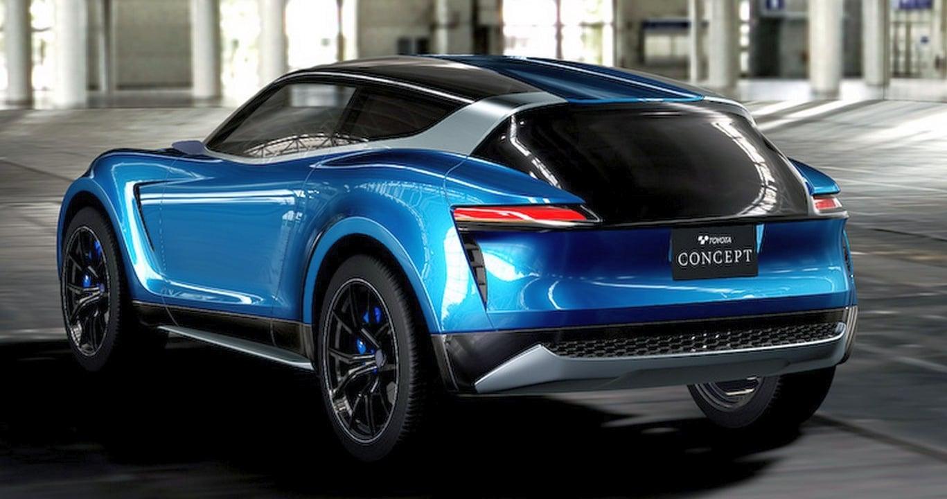 Toyota Vira A Rakish Vitz Meets Rav4 Concept Image 426722