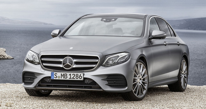 W213 Mercedes-Benz E-Class: first photos leaked Image #424534