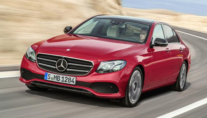 W213 Mercedes-Benz E-Class: first photos leaked Image #424537