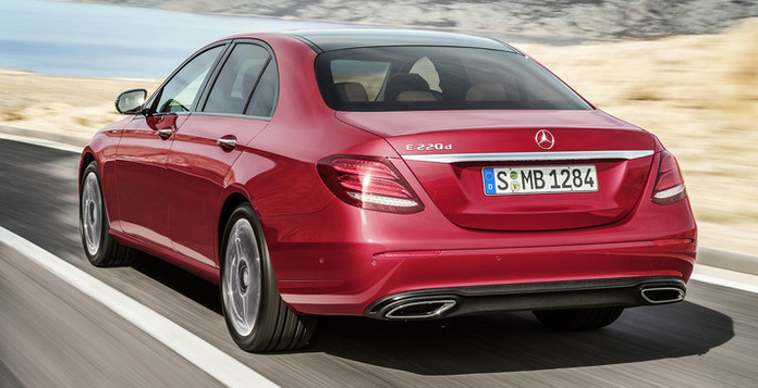 W213 Mercedes-Benz E-Class: first photos leaked Image #424538