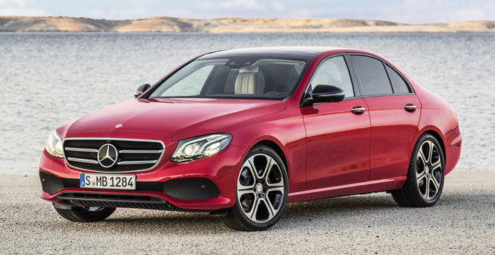 W213 Mercedes-Benz E-Class: first photos leaked Image #424542