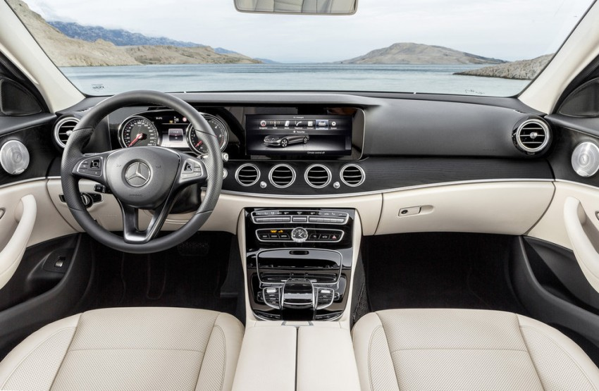 W213 Mercedes-Benz E-Class: first photos leaked Image #424552