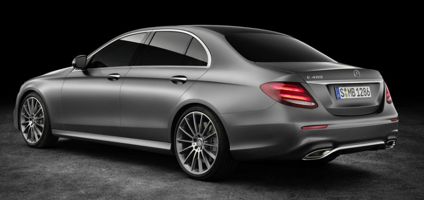 W213 Mercedes-Benz E-Class: first photos leaked Image #424545