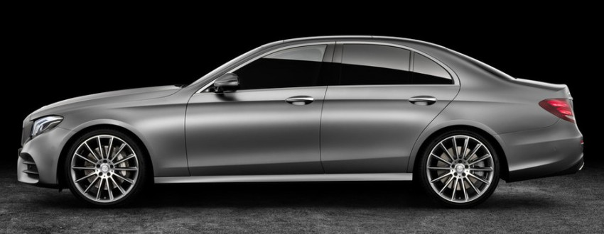 W213 Mercedes-Benz E-Class: first photos leaked Image #424547
