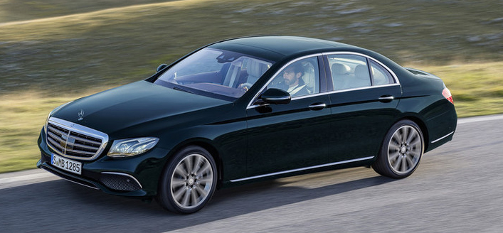 W213 Mercedes-Benz E-Class: first photos leaked Image #424551
