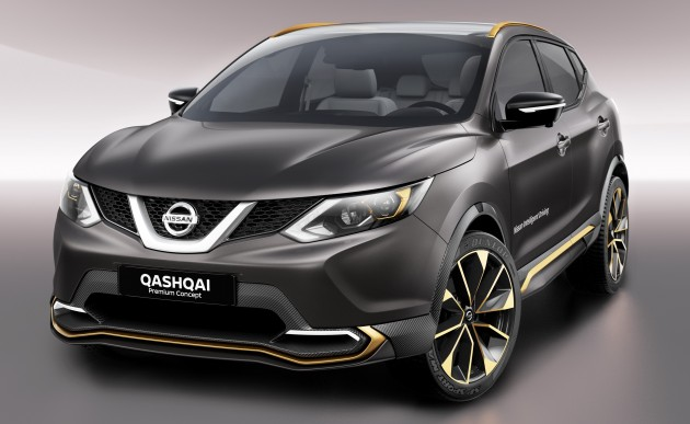 autonomous nissan qashqai suv to be launched next year. Black Bedroom Furniture Sets. Home Design Ideas