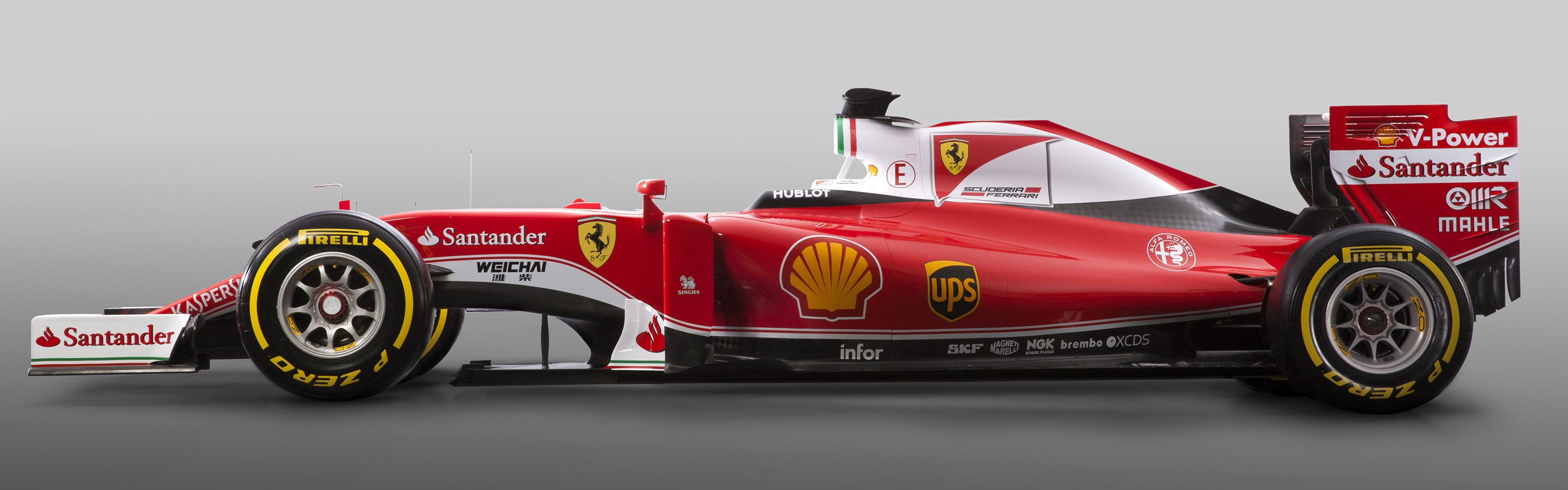 Ferrari Sf16 H Unveiled Ambitions Of Title Challenge