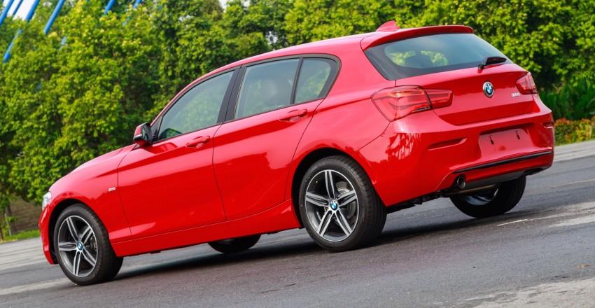 BMW Malaysia terima Insentif Status EEV untuk 1 Series dan 3 Series – harga turun sehingga 8% Image #448505