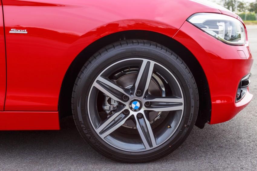 BMW Malaysia terima Insentif Status EEV untuk 1 Series dan 3 Series – harga turun sehingga 8% Image #448508