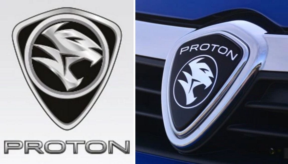 New 3D Proton logo not just for the Perdana, will feature ...