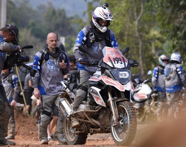 2016 BMW Motorrad GS Trophy Chiangmai - 13