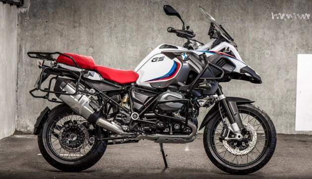 2016 BMW Motorrad Iconic Collection GS Adventure - 8