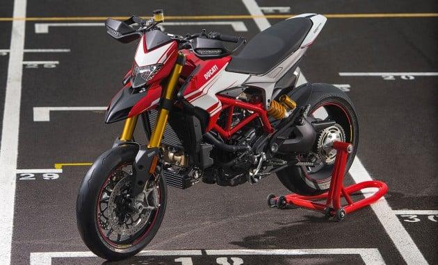 2016 Ducati Hypermotard 939 SP - 1