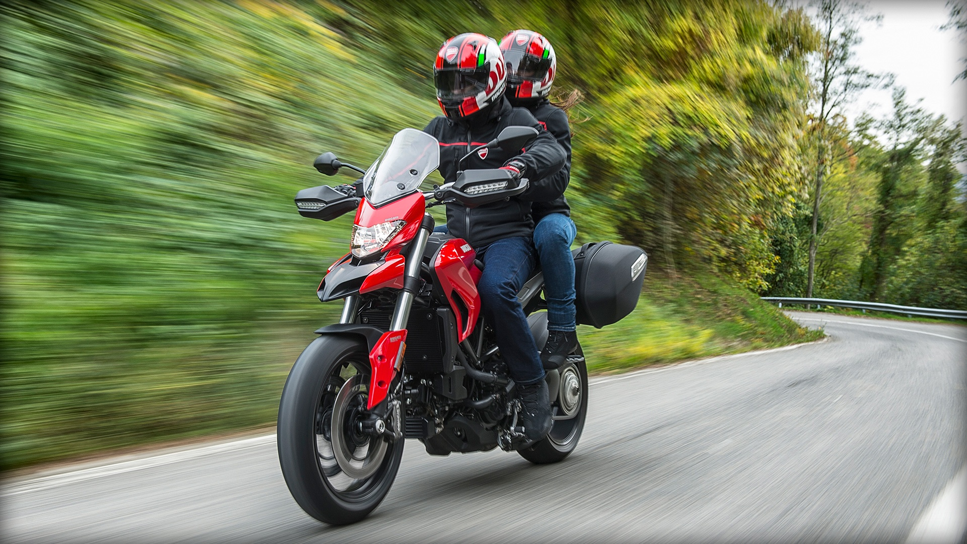 Commuting On A Ducati Monster