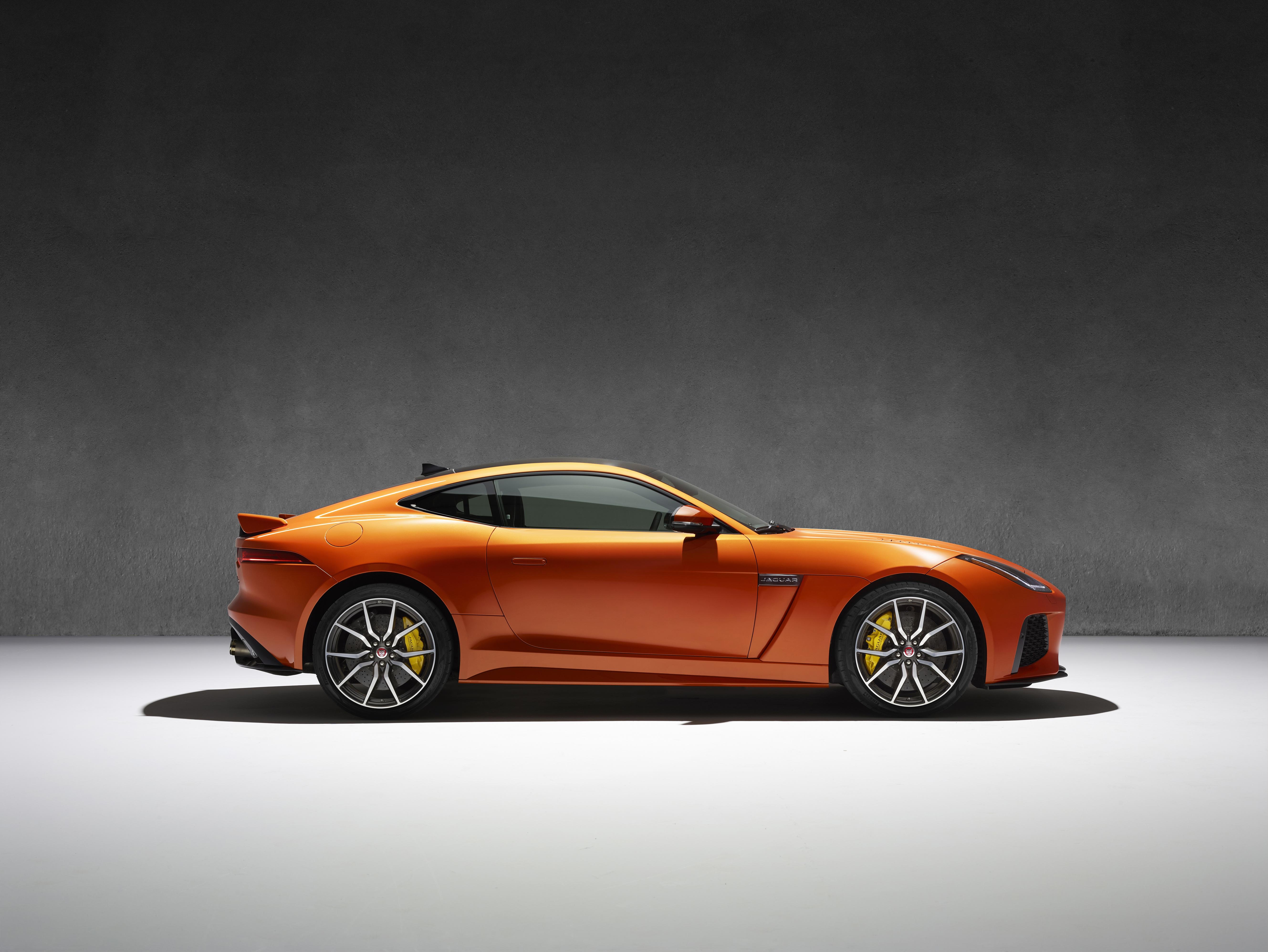 2018 Jaguar F Type >> 2016 Jaguar F-Type SVR – 567 hp, 700 Nm, 321 km/h Paul Tan - Image 442902