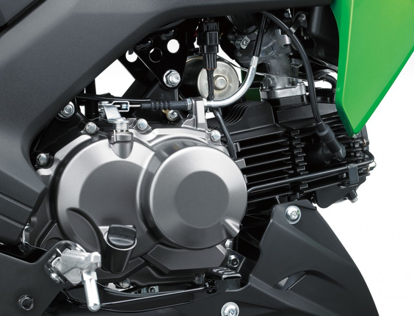 2016 Kawasaki Z125 Pro EFI launched in Indonesia Image #447845