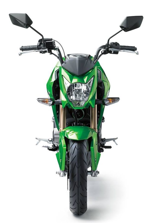 2016 Kawasaki Z125 Pro EFI launched in Indonesia Image #447830