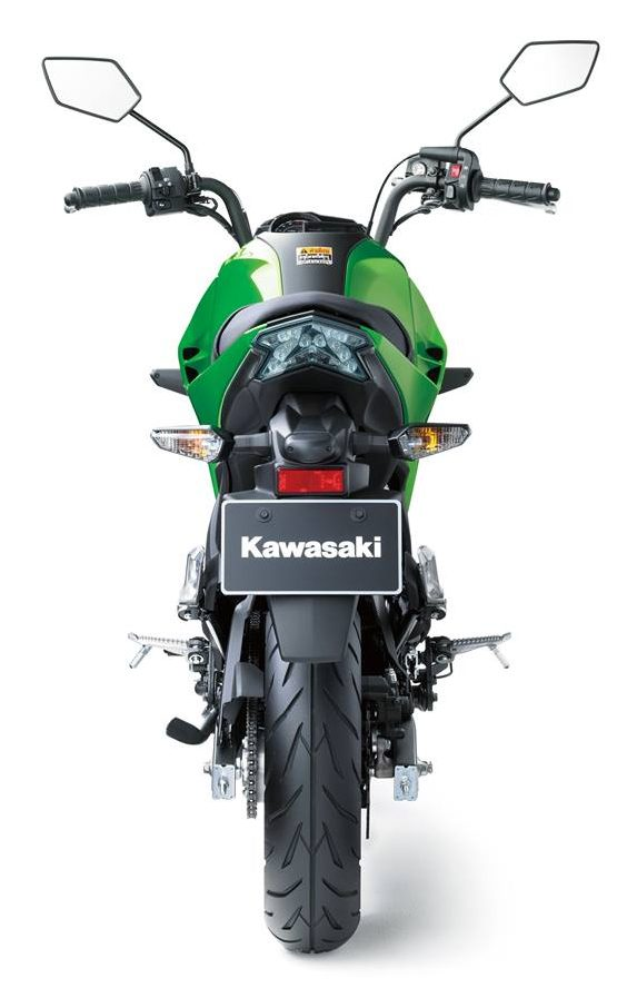 2016 Kawasaki Z125 Pro EFI launched in Indonesia Image #447831