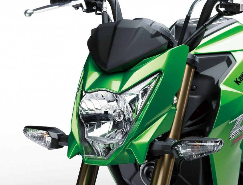 2016 Kawasaki Z125 Pro EFI launched in Indonesia Image #447834