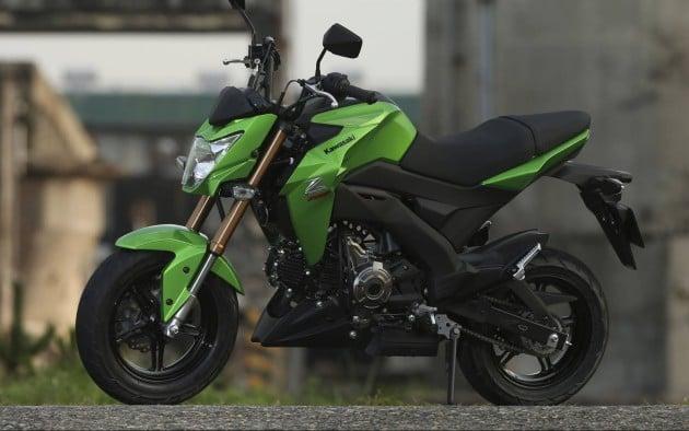 2016 Kawasaki Z125 Pro EFI (3)