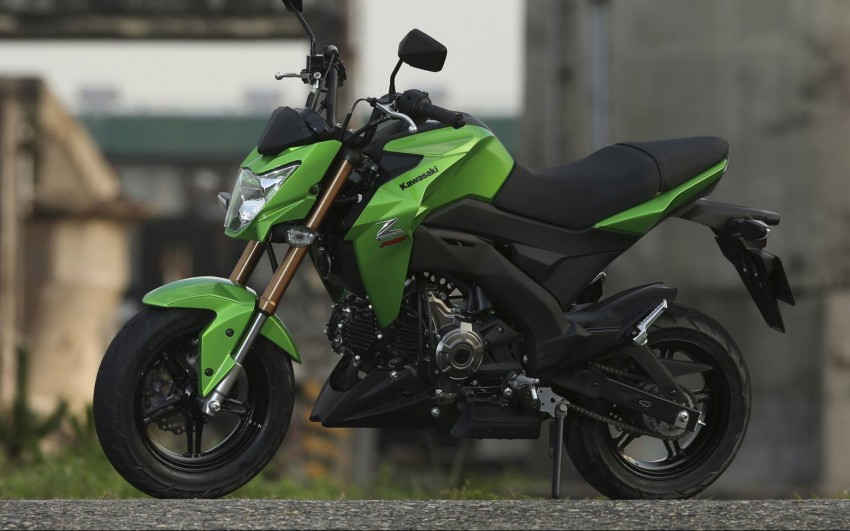 2016 Kawasaki Z125 Pro EFI launched in Indonesia Image #447836