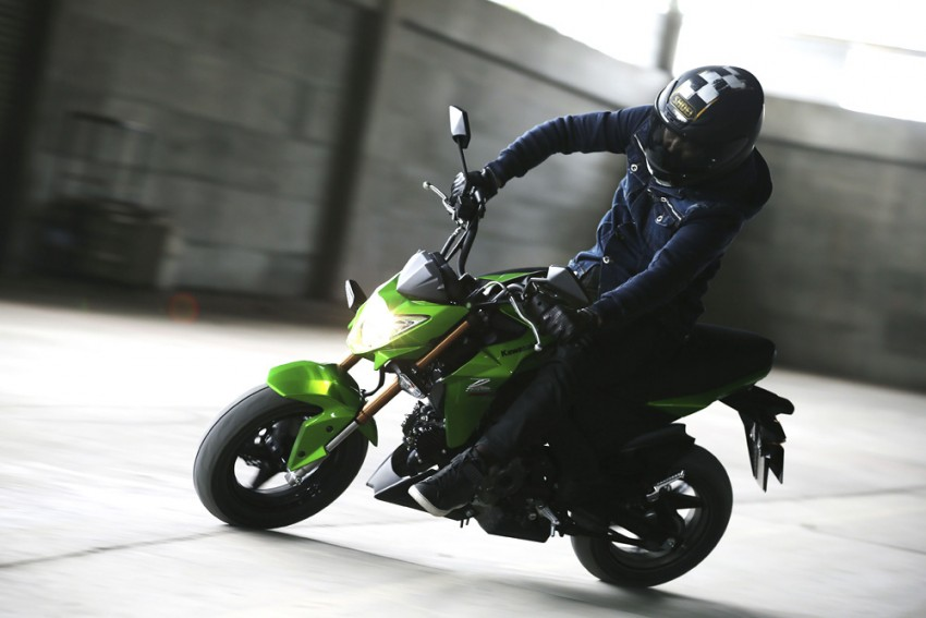 2016 Kawasaki Z125 Pro EFI launched in Indonesia Image #447838