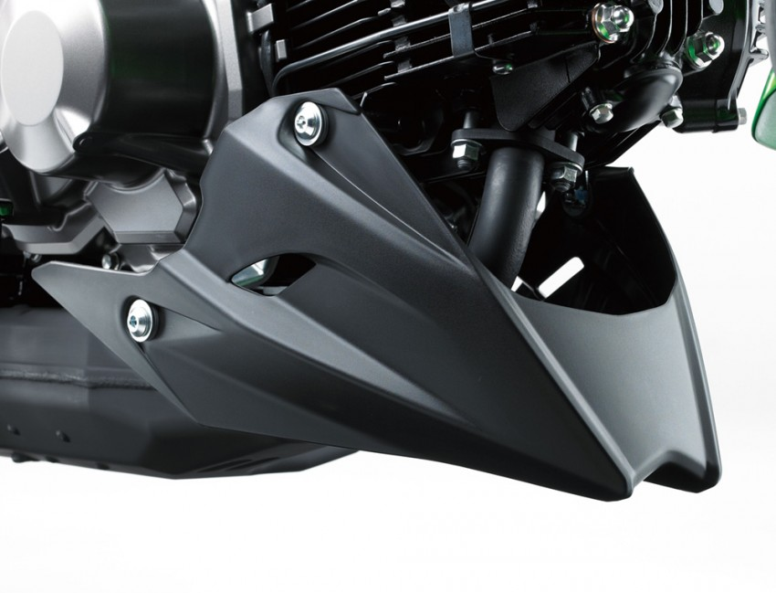 2016 Kawasaki Z125 Pro EFI launched in Indonesia Image #447841
