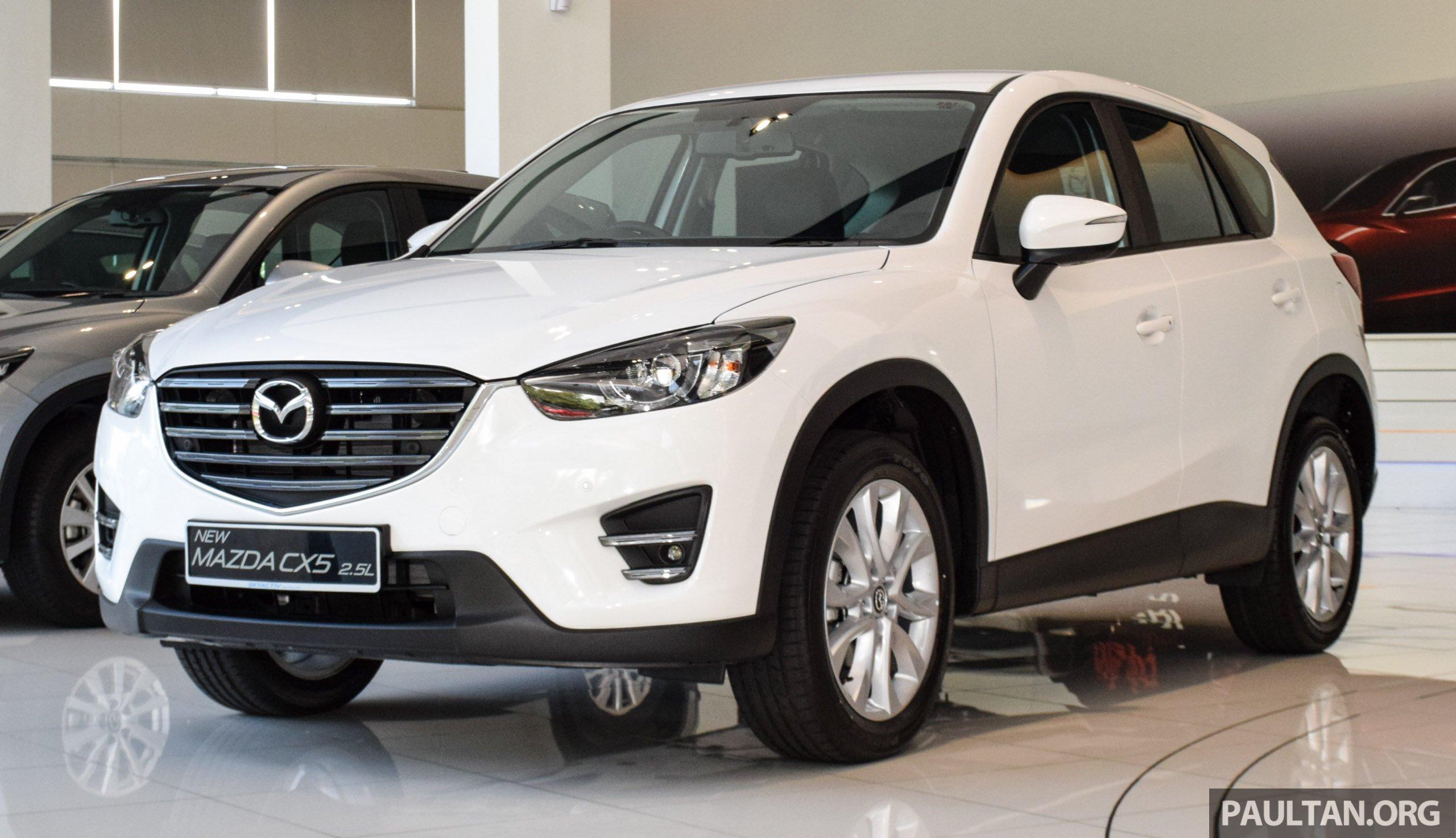 Kelebihan Mazda Cx 5 2.5 Spesifikasi