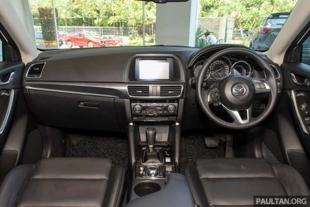 2016 Mazda CX-5 2.5L 2WD facelift 16